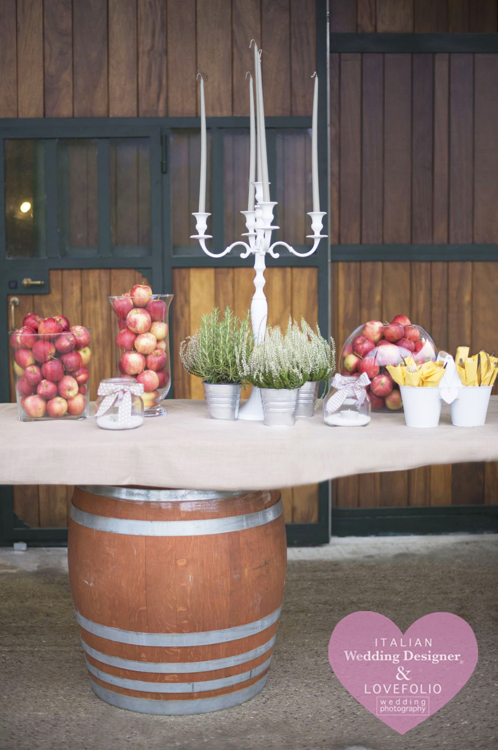 Wedding Party at the Stable 13