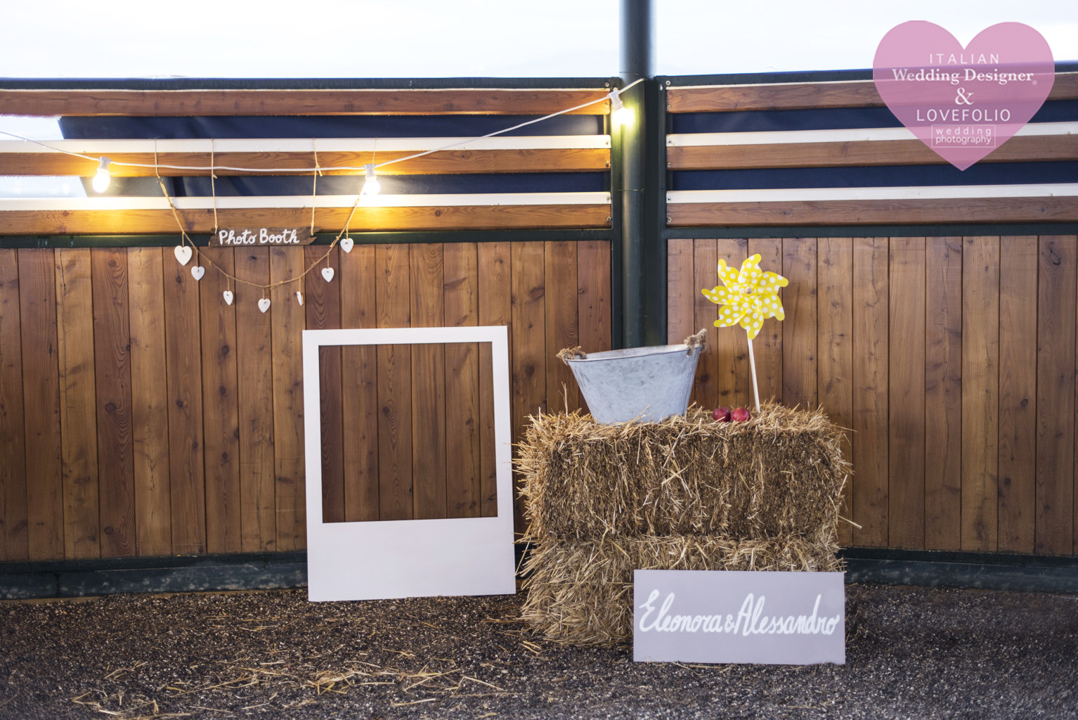 Wedding Party at the Stable 9
