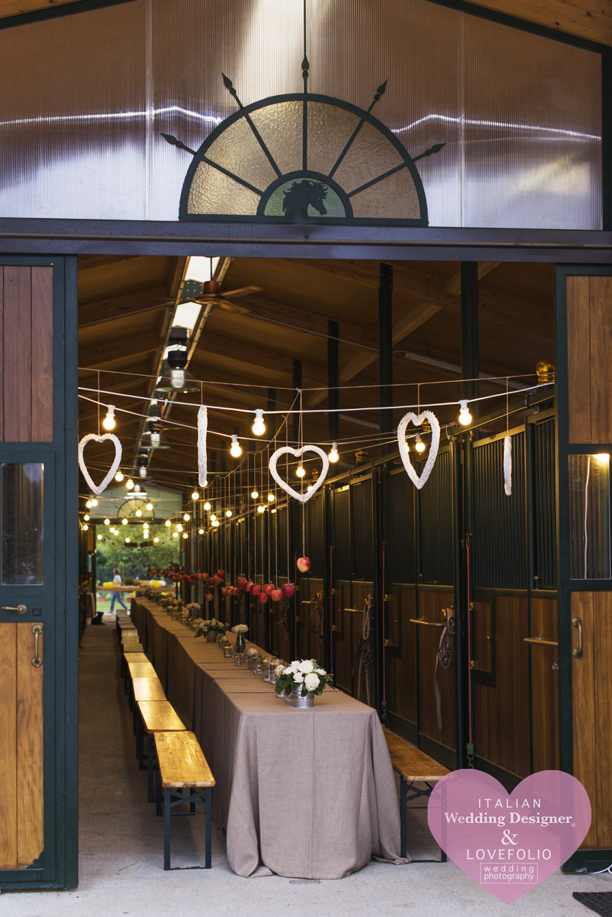 Wedding Party at the Stable 3