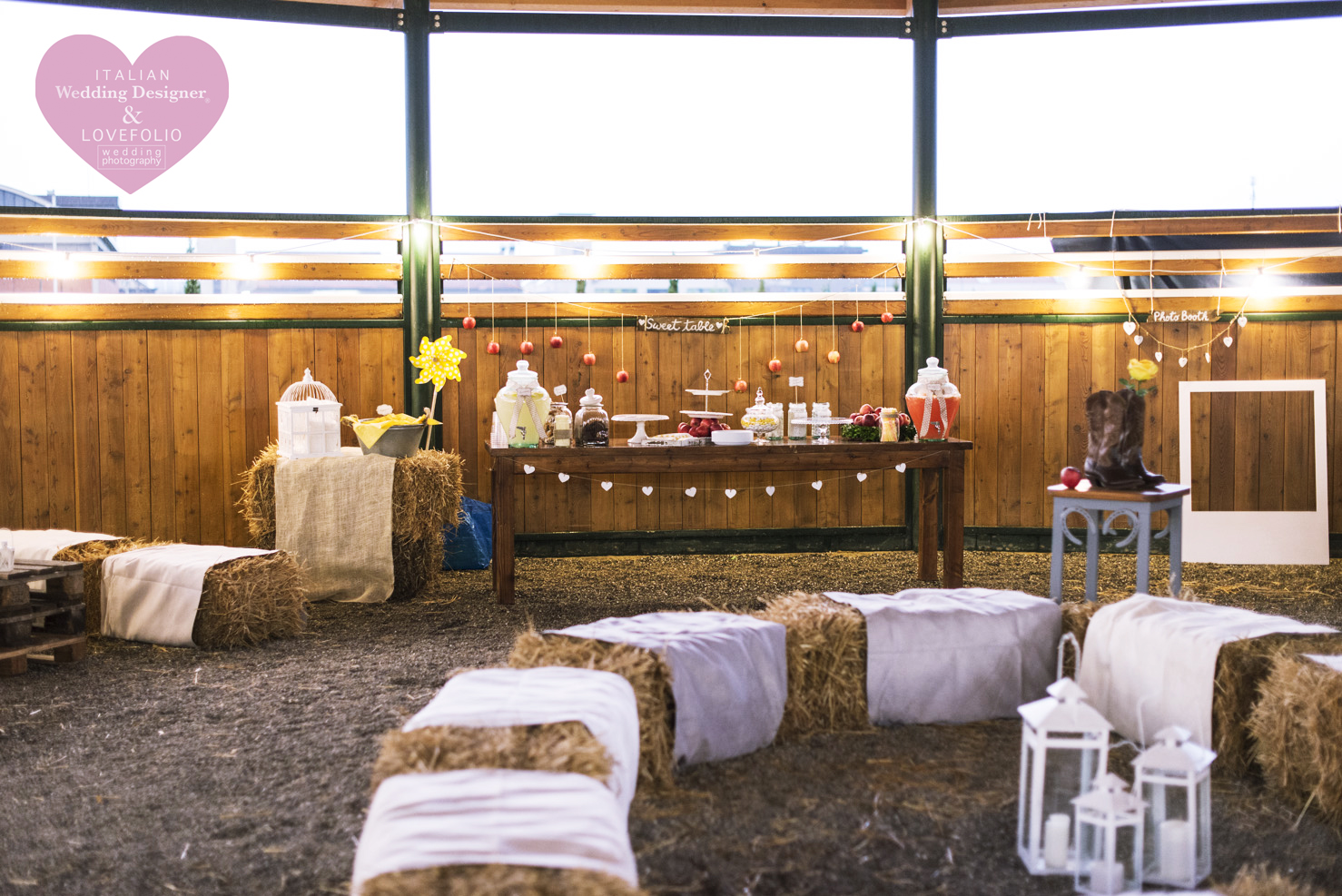 Wedding Party at the Stable 29