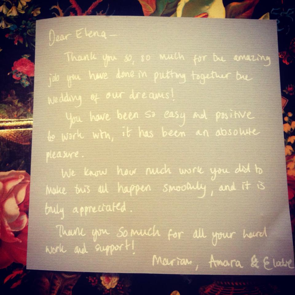 Reviews for Italian Wedding Designer from Mariam&Amara