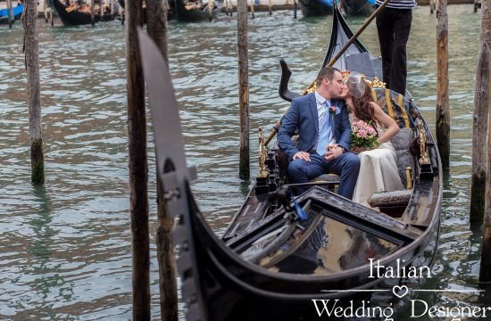 Civil Wedding in Venice