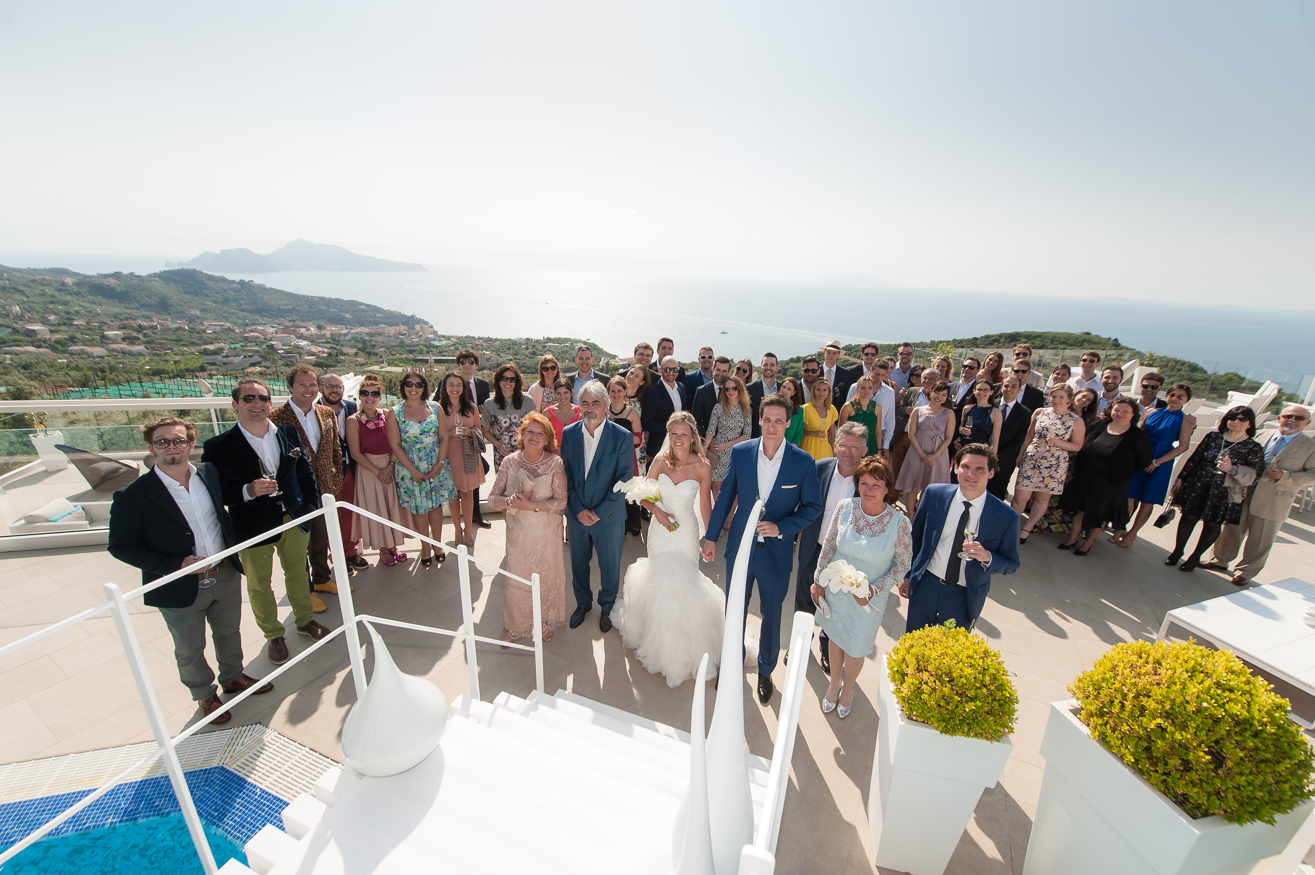 Wedding in a Villa Amalfi Coast