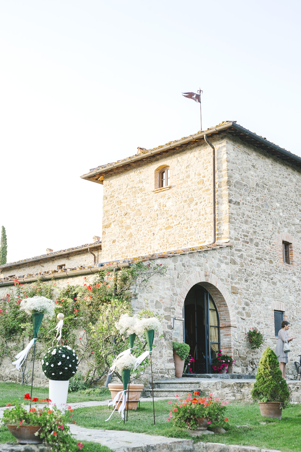 Wedding in a Farmhouse in Tuscany - Italian Wedding Designer