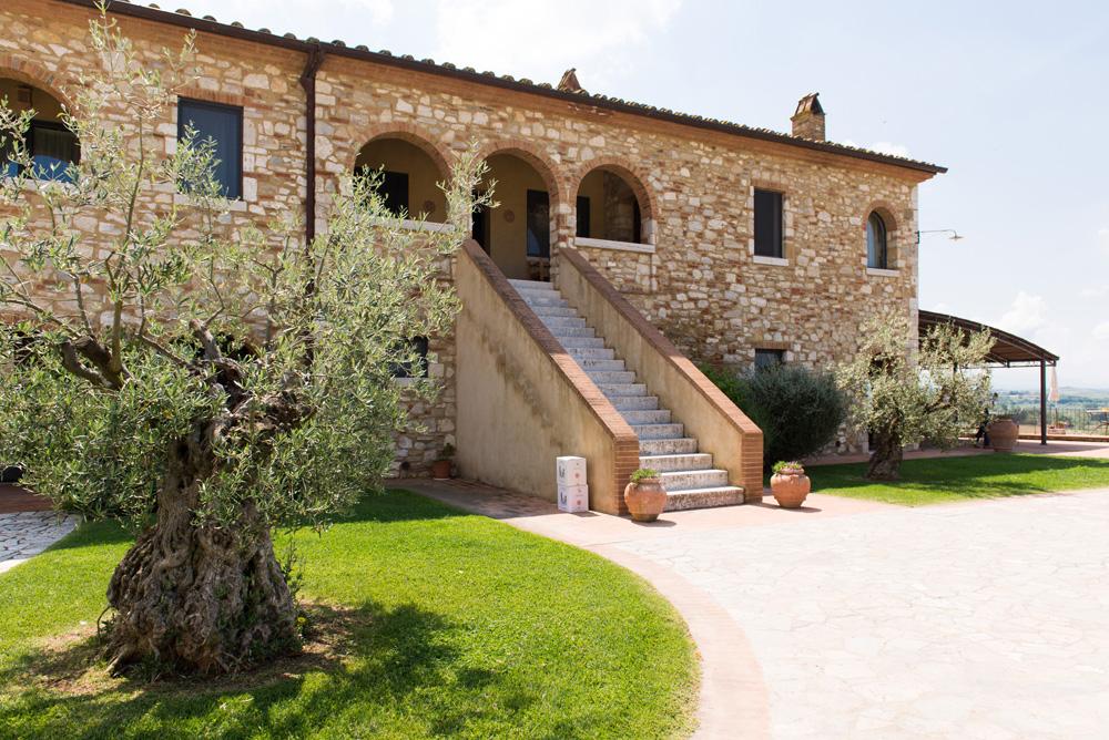 Wedding venue in Siena Countryside - Italian Wedding Designer