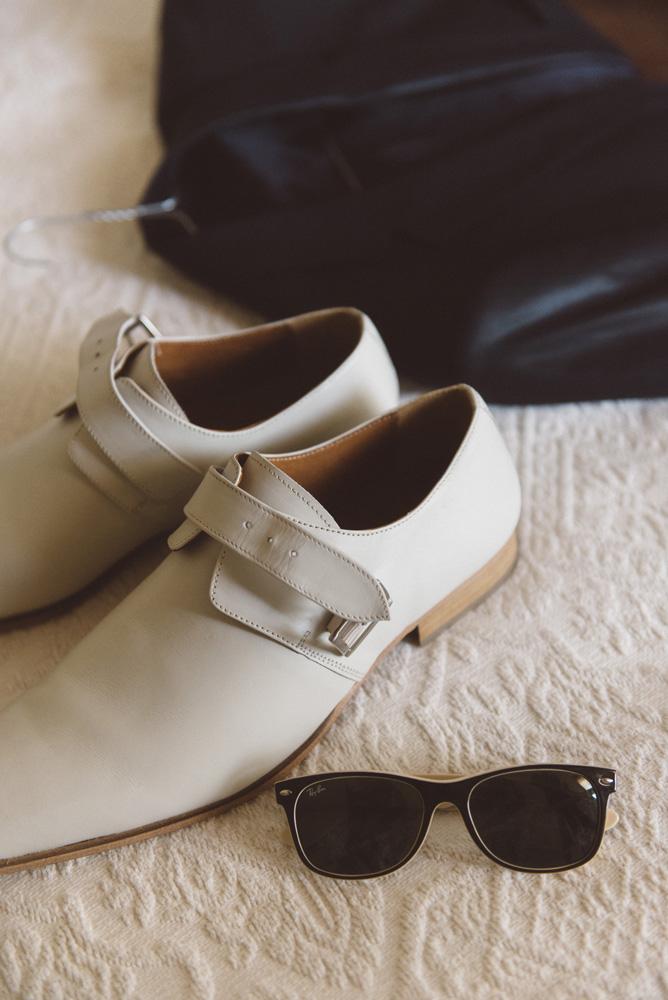 Groom shoes, Wedding in Siena Countryside
