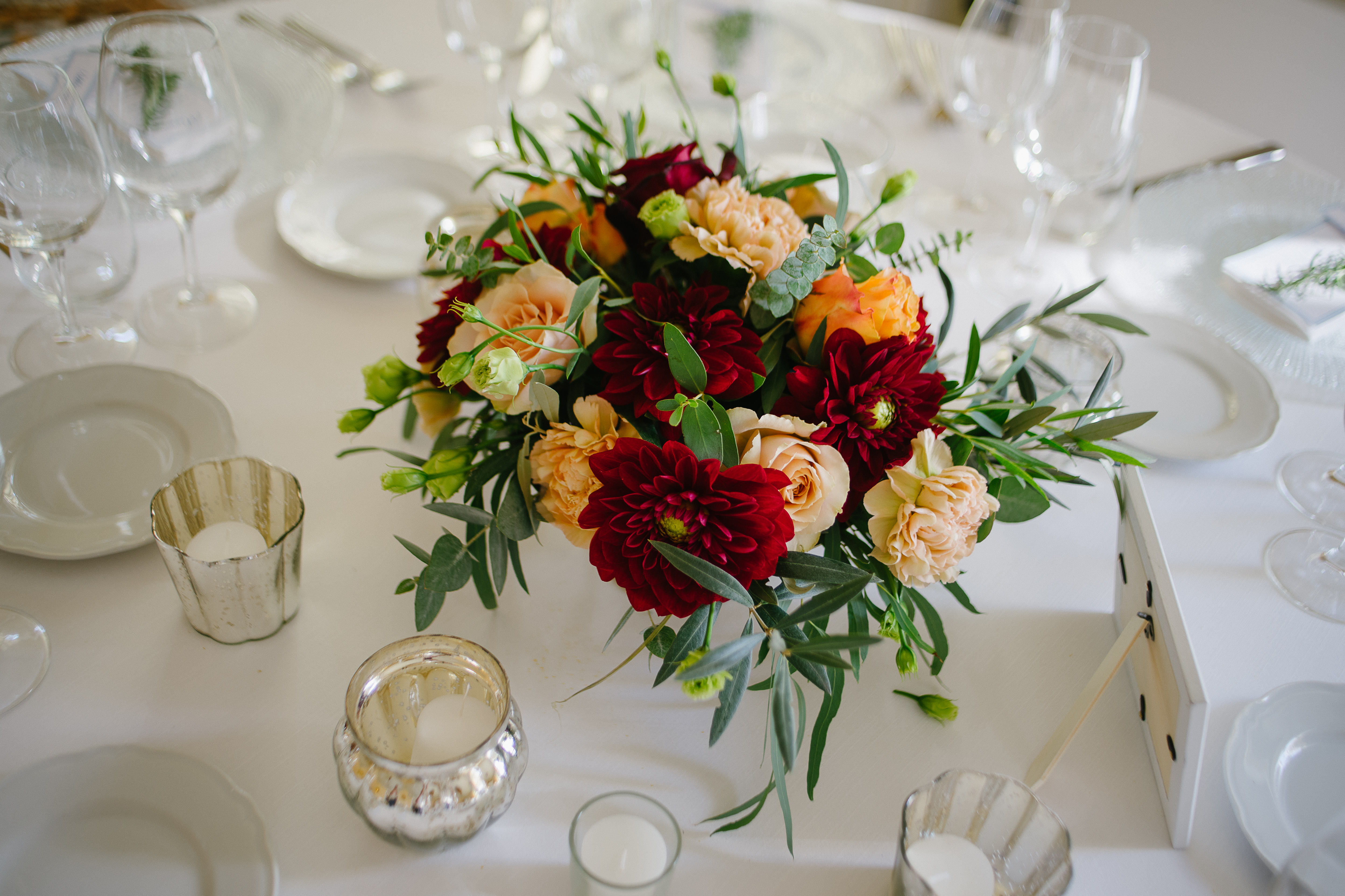 Centerpiece Ceremony in Lake Como by Italian Wedding Designer