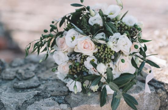 Bridal Bouquet Tuscany