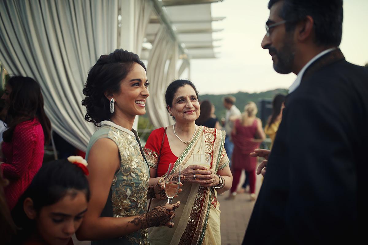 Mehendi Ceremony - Indian Wedding in Italy - Italian Wedding Designer