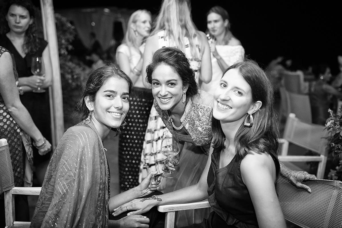 Mehendi Night - Indian Wedding in Italy - Italian Wedding Designer
