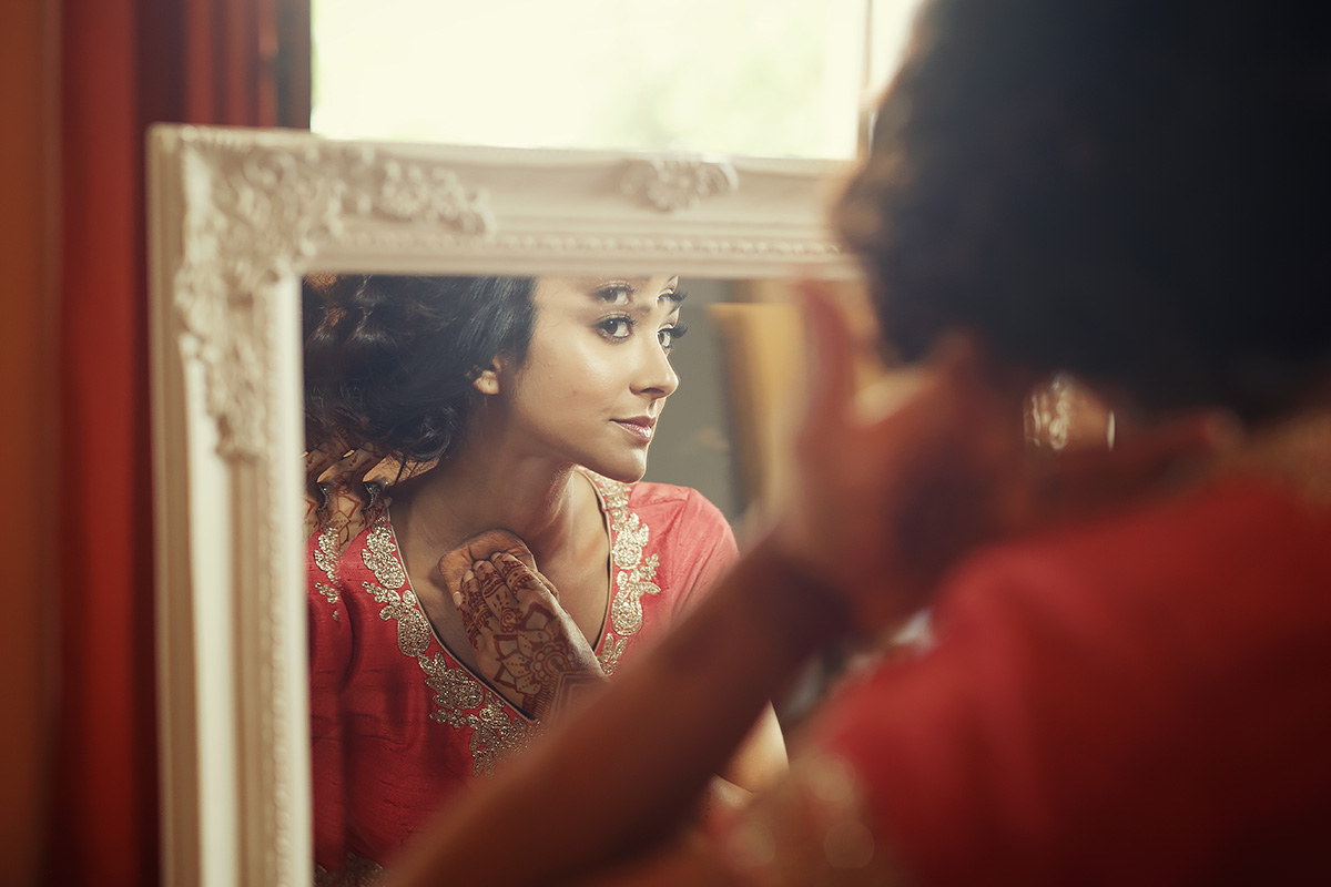 Hindu Bride - Italian Wedding Designer