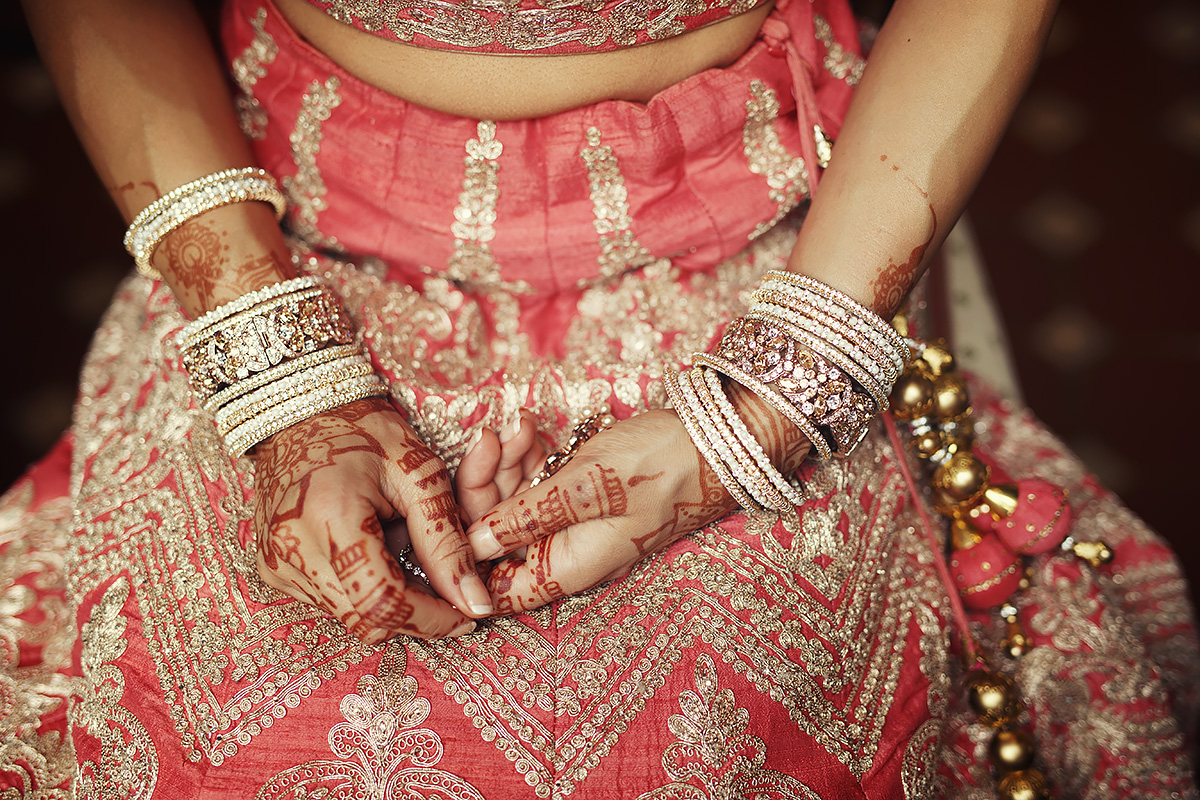 Indian Bride jewelry - Italian Wedding Designer