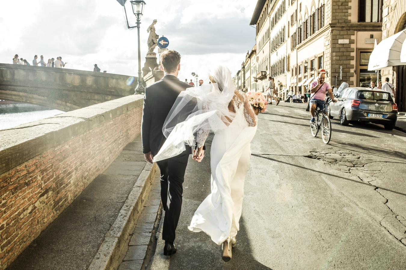Enjoy Italy during your stay for the wedding or honeymoon. Tour