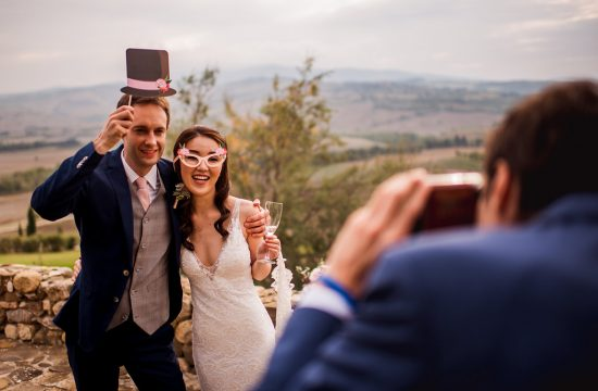Wedding in Siena Countryside - Wedding Movie in Tuscany