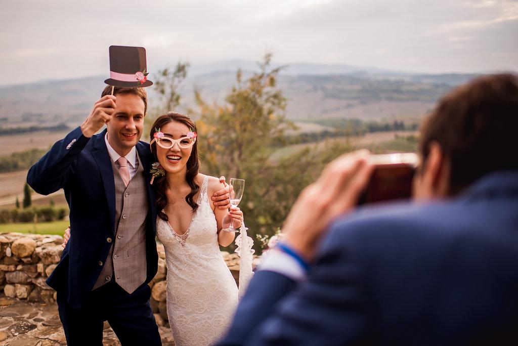 Italian Wedding Photographers and Videographers - Italian Wedding Designer