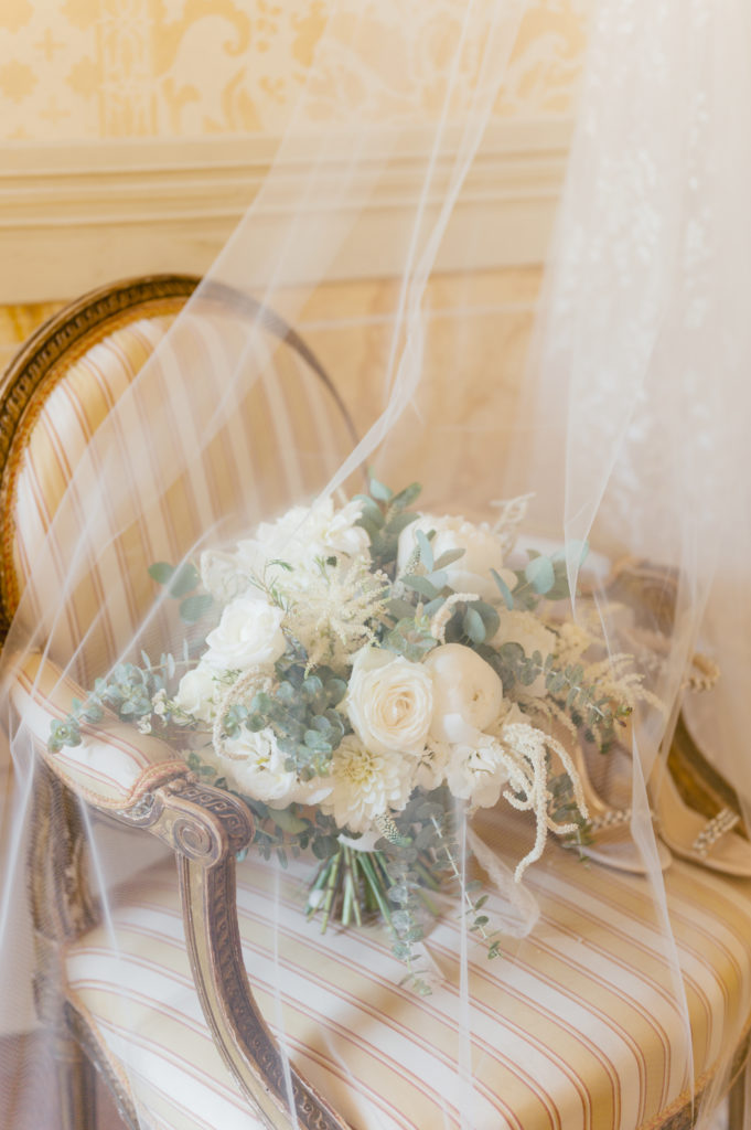 Bridal Bouquet - Destination Wedding in Ravello - Italian Wedding Designer