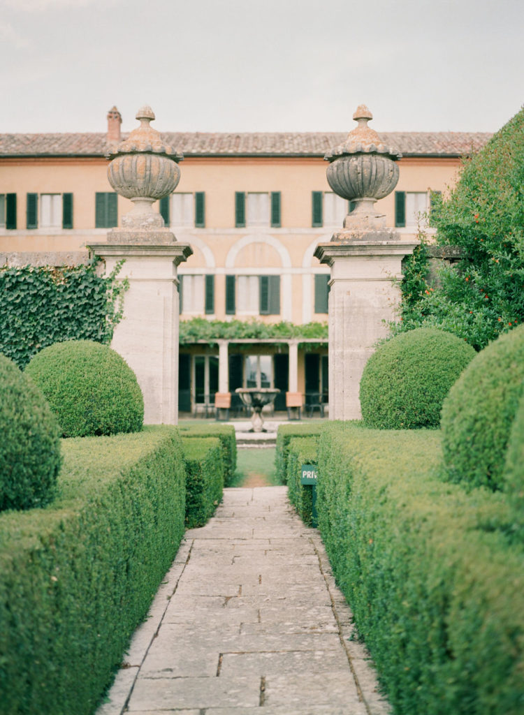 Villa - Wedding at Villa La Foce - Italian Wedding Designer