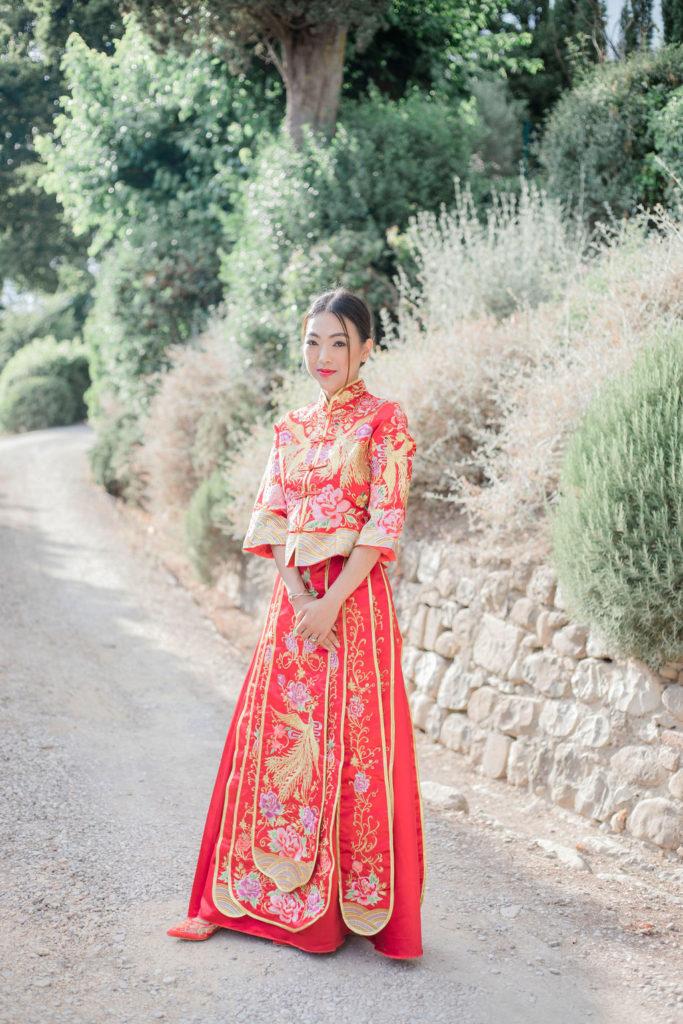 Bride to be - Chinese Tea Ceremony in Italy- Italian Wedding Designer