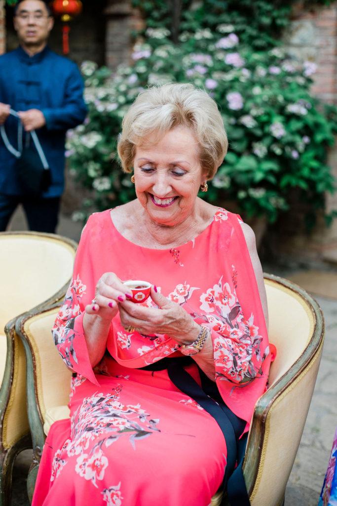 Tea Ceremony - Chinese Tea Ceremony in Italy- Italian Wedding Designer