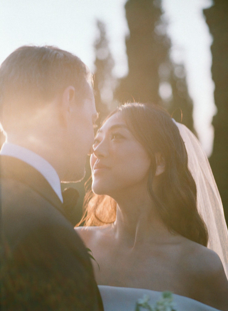 Under the Tuscan sun - Wedding at Villa La Foce - Italian Wedding Designer
