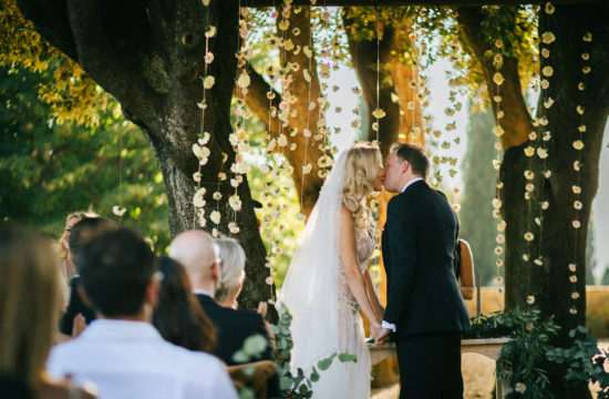 Wedding at Villa Le Fontanelle by Italian Wedding Designer