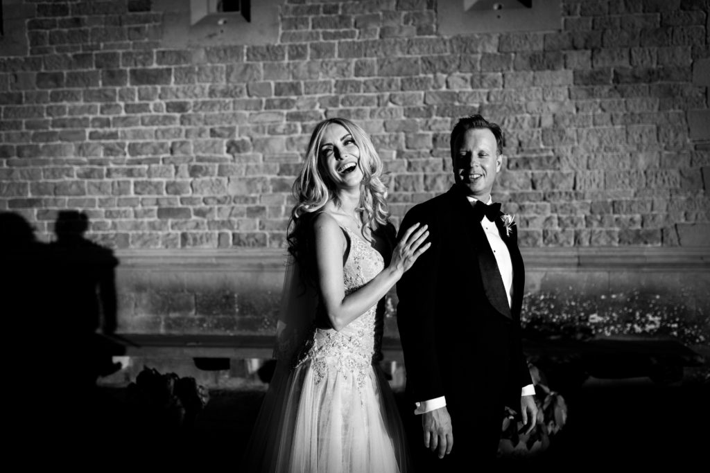 Bride & Groom - Italian Wedding Designer - Wedding at Villa Le Fontanelle
