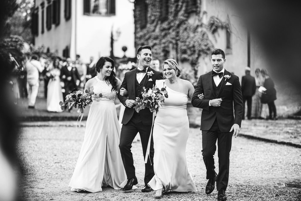 Aperitivo! - Wedding at Villa La Selva - Italian Wedding Designer