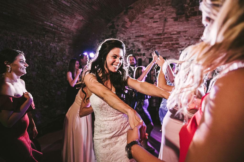Party - Wedding at Villa La Selva - Italian Wedding Designer
