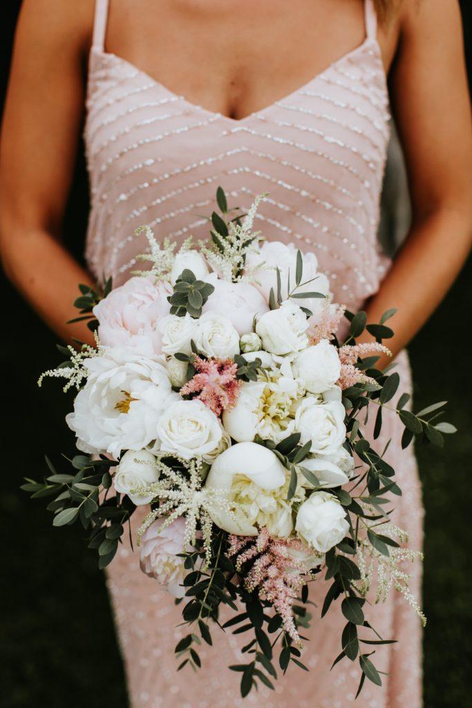 MOH bouquet Hotel Caruso Wedding - Italian Wedding Designer