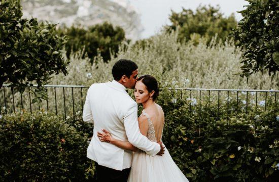 Hotel Caruso Wedding - Italian Wedding Designer