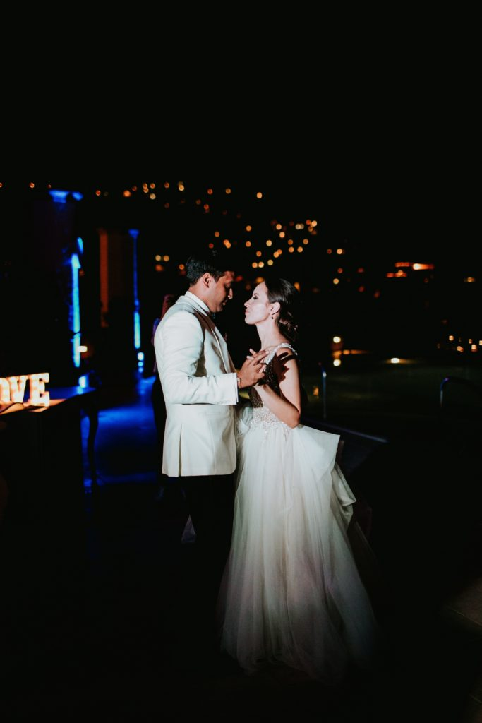 First Dance - Hotel Caruso Wedding - Italian Wedding Designer