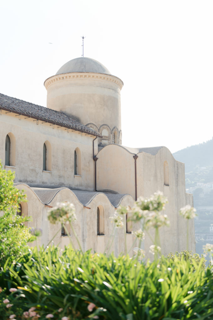 Ravello Church - Destination Wedding in Ravello - Italian Wedding Designer