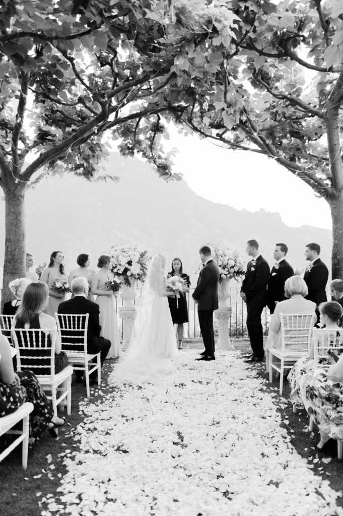 Villa Eva wedding - Destination Wedding in Ravello - Italian Wedding Designer