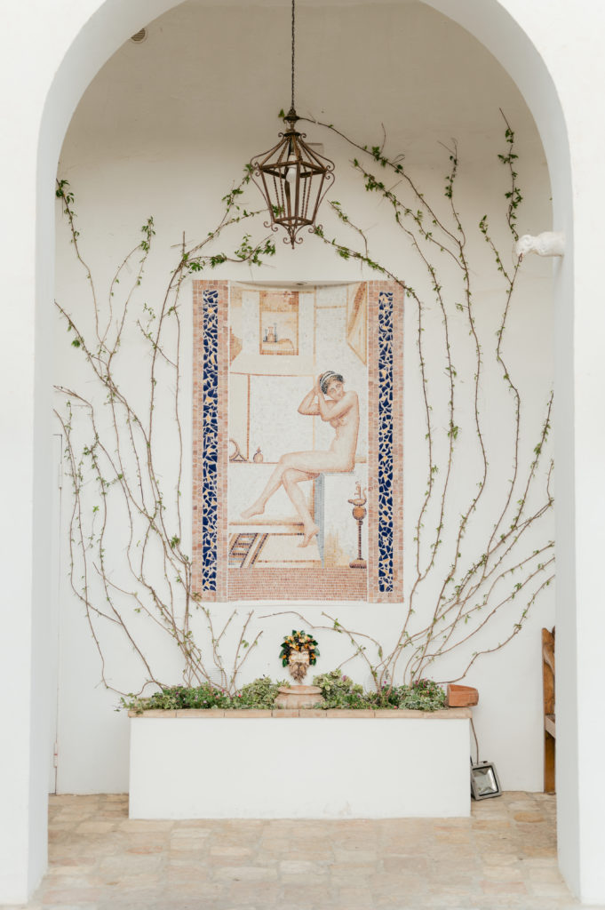 Villa Eva details - Destination Wedding in Ravello - Italian Wedding Designer