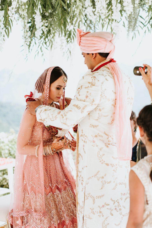 Hindu wedding at Hotel Caruso in Ravello - Italian Wedding Designer