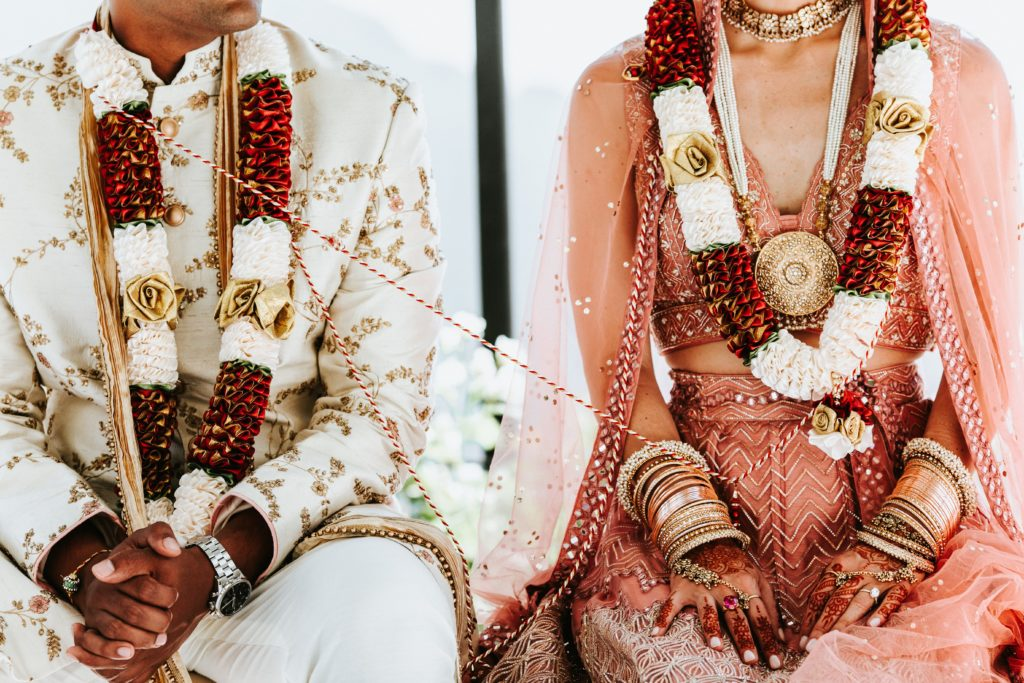 Hindu details - Hindu wedding at Hotel Caruso in Ravello - Italian Wedding Designer