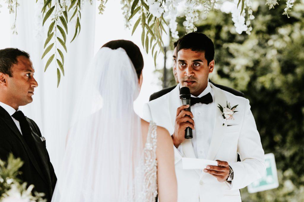 Ceremony wows - Hotel Caruso Wedding - Italian Wedding Designer