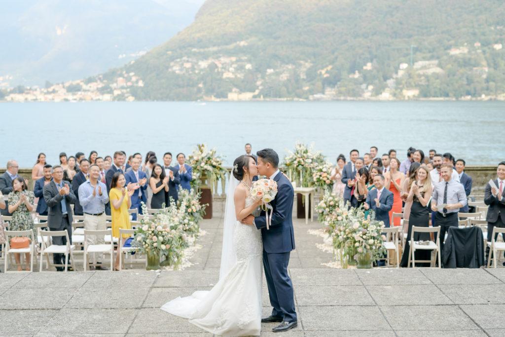 Symbolic Ceremony at Villa Pizzo