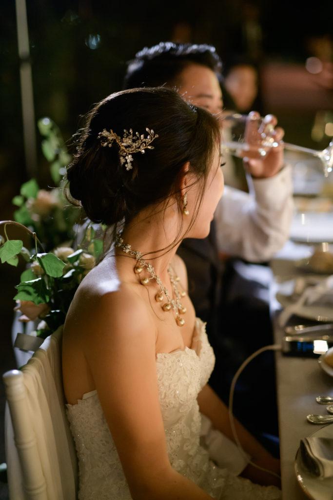 Speeches at Villa Pizzo Stunning wedding at Villa Pizzo - Italian Wedding Designer