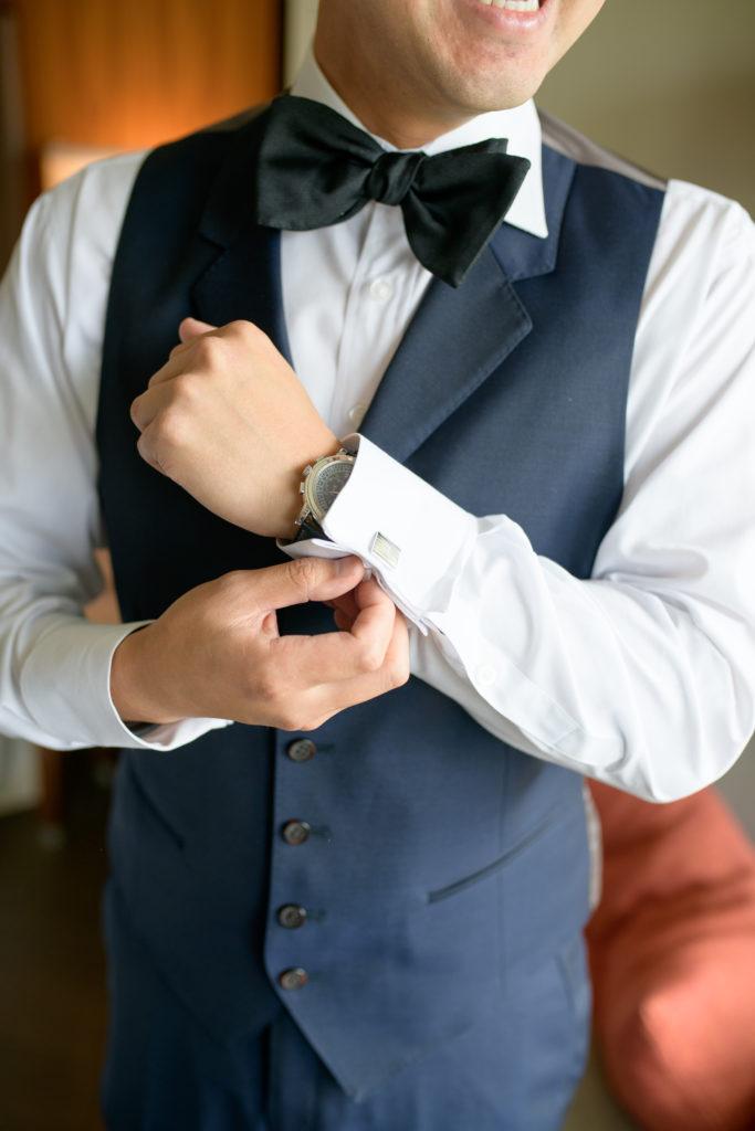 Groom outfit -Stunning Wedding at Villa Pizzo - Italian Wedding Designer