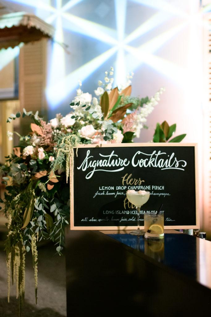 Signature Cocktails Stunning wedding at Villa Pizzo - Italian Wedding Designer