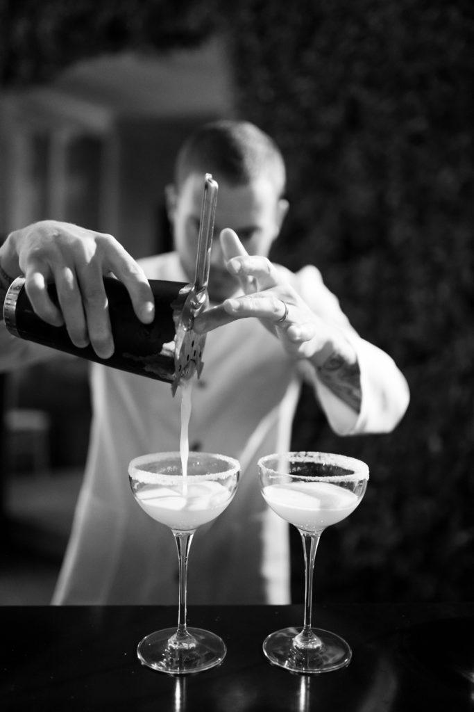 Open Bar by AFM caterer Stunning wedding at Villa Pizzo - Italian Wedding Designer