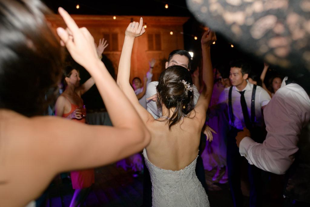 Dancing at Villa Pizzo Stunning wedding at Villa Pizzo - Italian Wedding Designer