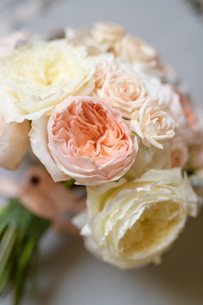English Roses -Stunning Wedding at Villa Pizzo - Italian Wedding Designer