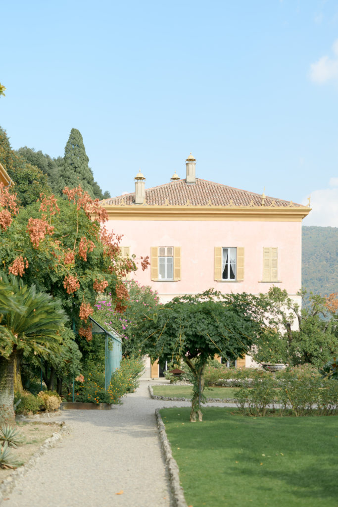 Villa Pizzo Lake Como -Stunning Wedding at Villa Pizzo - Italian Wedding Designer