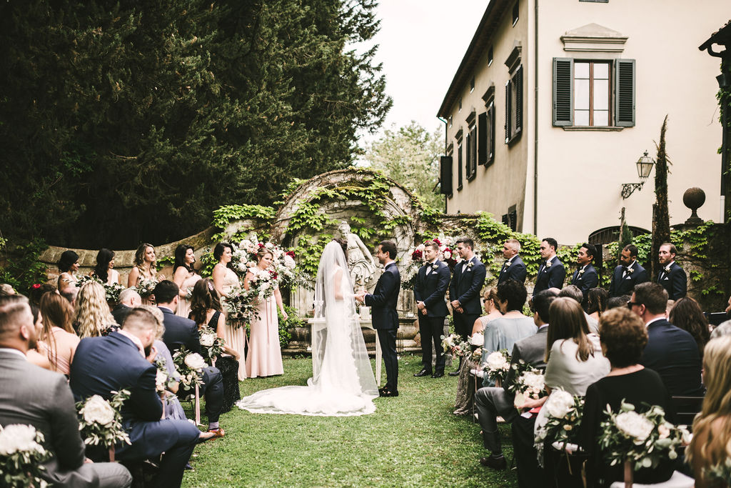 Legal requirements to get married in Italy