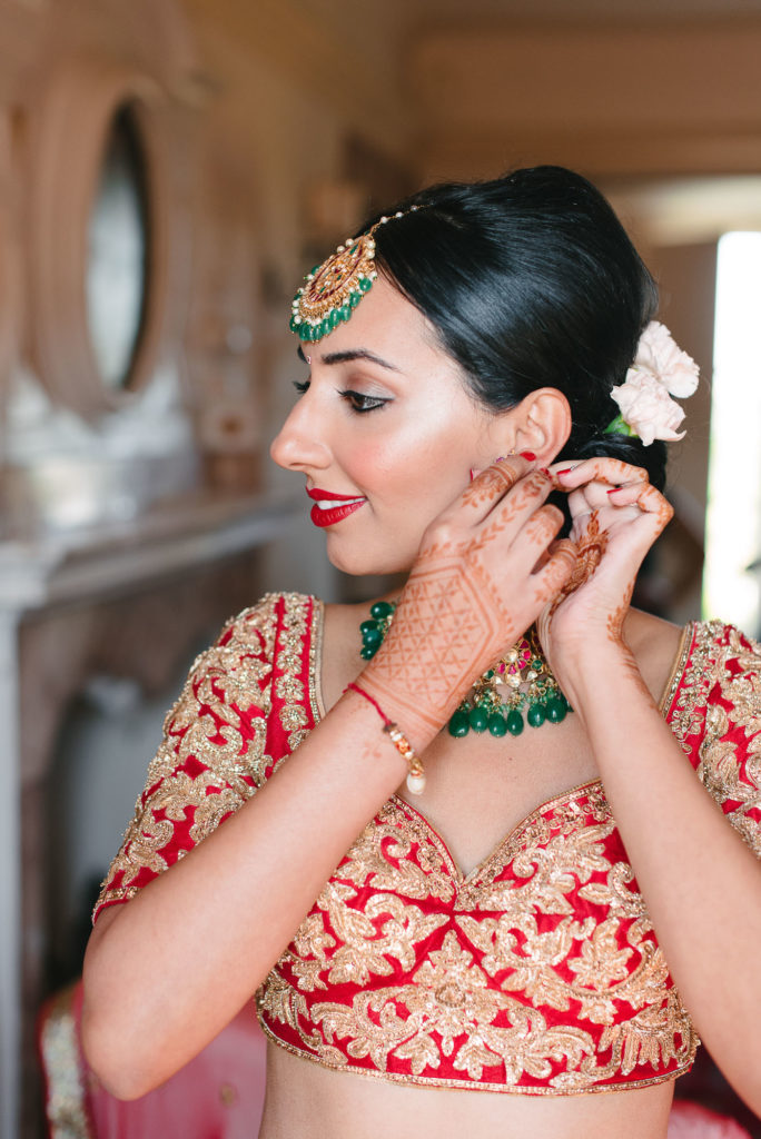 Indian Jewelry - Indian Wedding in Tuscany - Italian Wedding Designer