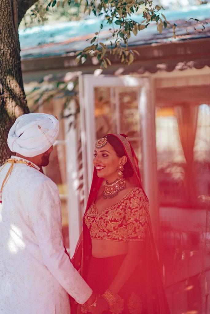 Sikh colorful ceremony Sikh ceremony Priest in Italy by Italian Wedding Designer