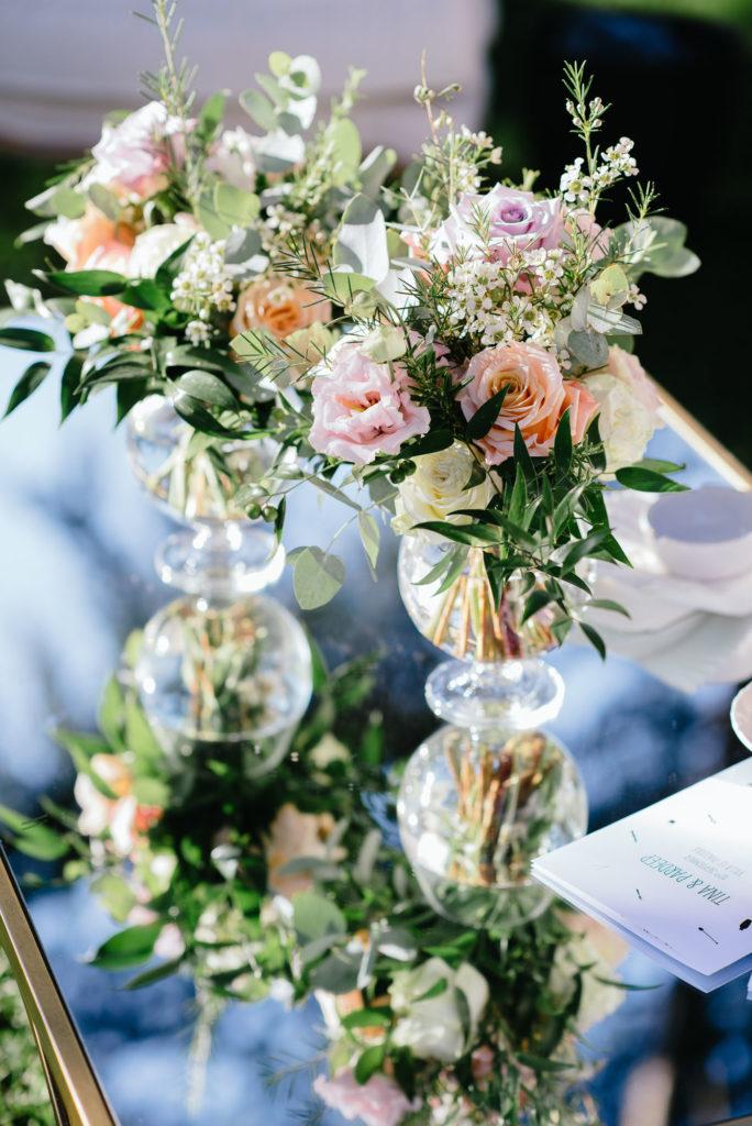 Flowers Decoration Sikh ceremony Priest in Italy by Italian Wedding Designer