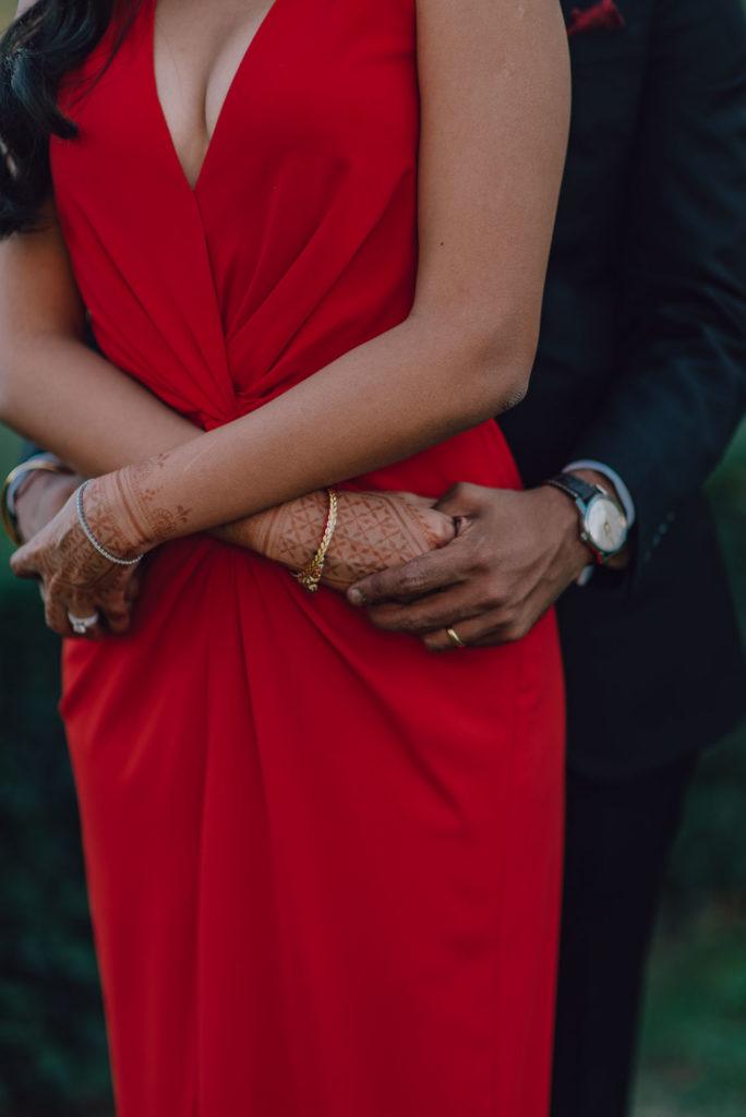 Hugs Sikh ceremony Priest in Italy by Italian Wedding Designer